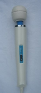 Hitachi Magic Wand @ Rollinthehay.blogspot.com